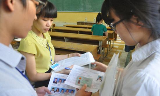 Đảm bảo phát thẻ dự thi THPT Quốc gia cho thí sinh trước ngày 29/6