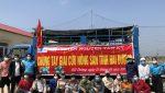 Toàn xã Tân Kỳ dốc sức giải cứu nông sản Hải Dương