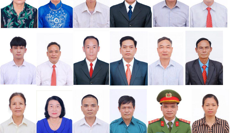 Tiểu sử những người ứng cử đại biểu HĐND xã Tân Kỳ, nhiệm kỳ 2021-2026