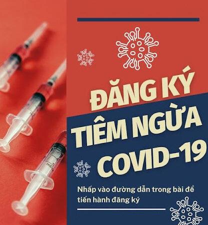 Đăng ký tiêm vắc xin phòng COVID Tân Kỳ