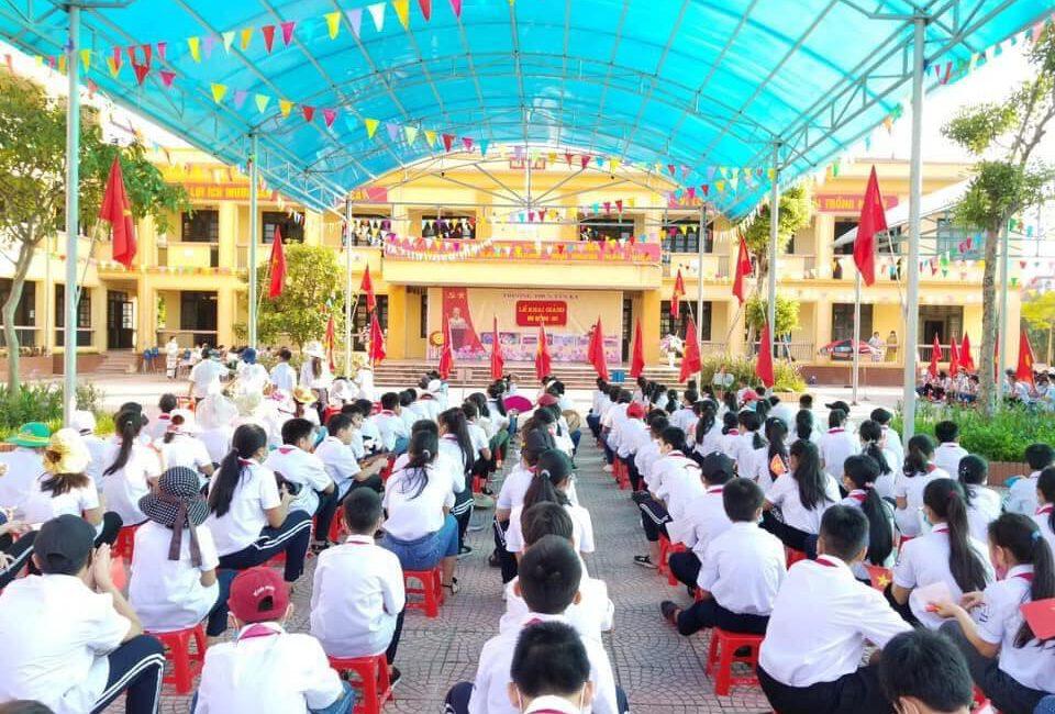 Tân Kỳ Lá cờ dẫn đầu về chất lượng Giáo dục huyện Tứ kỳ